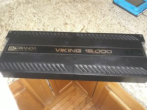 Banda 15k for Sale in Elgin, IL