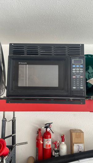 Dometic microwave RV trailer for Sale in Redlands, CA