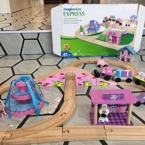 Imaginarium Express Around Town Railway Pink Train Set for Sale in Sierra Madre, CA