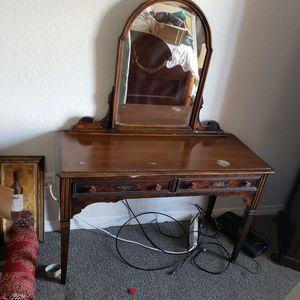 Antique vanity for Sale in Orlando, FL