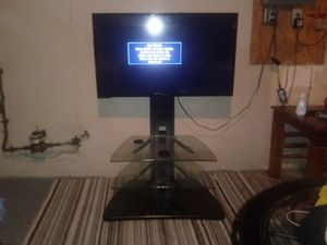32 inch Insignia Flat Screen with TV Stand for Sale in Beaver Falls, PA