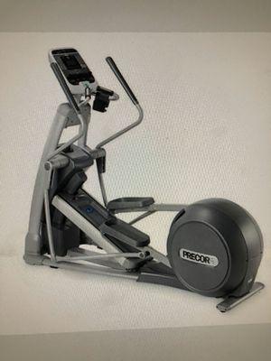 Commercial-grade Precor EFX 576i elliptical cross trainer for Sale in Sunnyvale, CA