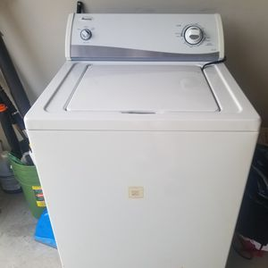 Amana washer for Sale in Lithonia, GA