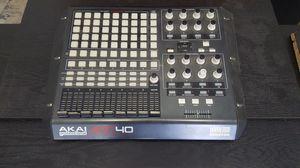 DJ Controller -- Akai Professional APC40MKII for Sale in Charlotte, NC