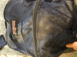Jansport backpack see through for Sale in San Diego, CA