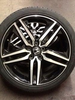 """Original 19""""HONDA ACCORD with new tires for Sale in Montebello,  CA"""