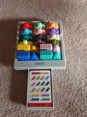 Logic puzzle game Rush Hour! for Sale in Naperville, IL