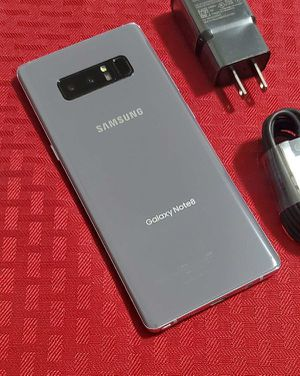 "Samsung Galaxy Note 8,, ""Factory Unlocked Condition Excellent"" (Like Almost New) for Sale in Springfield, VA"