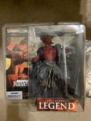 Action figure part of the collection for Sale in San Diego, CA