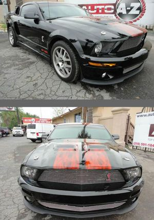 2009 Ford Shelby GT 500 COBRA $$$$$$$$$$$$$$$$$$$$$$$$$$$$$$$$$$$$$ for Sale in San Antonio, TX