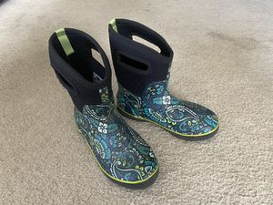 Bogs classic mid Tuscany rain boots for Sale in Pataskala, OH