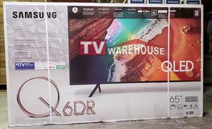 "65"" Samsung QLED 4k UHD Smart 240hz Q60R for Sale in Maywood, CA"
