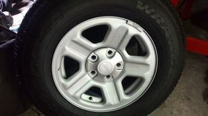 Jeep Tire and Rimes New for Sale in Redmond, WA