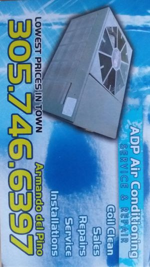Air conditioner repair for Sale in Miami, FL