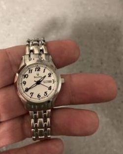 Women's Bulova watch in great shape; needs battery. $15 for Sale in Tampa,  FL