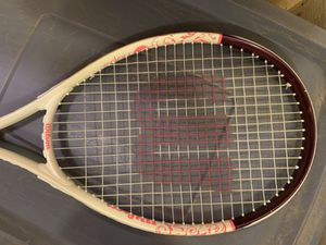 Wilson Tennis Racquet for Sale in Chicago, IL