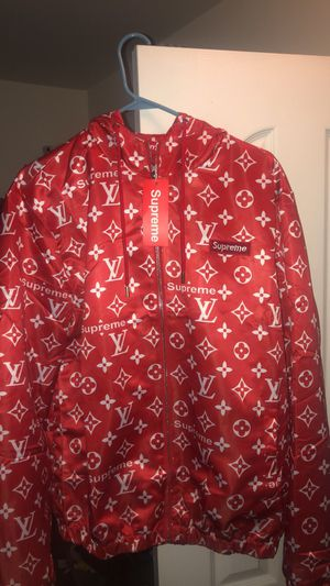 Supreme spring jacket size large for Sale in New Market, MD