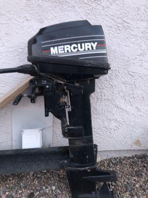 Mercury 15hp outboard boat motor for Sale in Henderson, NV