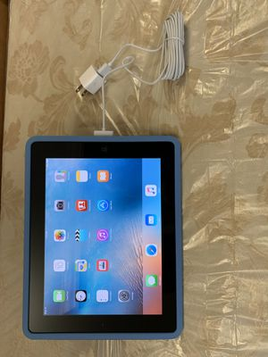 Apple iPad 2 MC769LL/A Tablet (16GB, WiFi, Black) 2nd Generation for Sale in Fort Lauderdale, FL