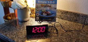 Alarm clock for Sale in Riverview, FL