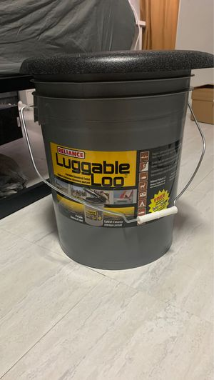 Portable toilet new for Sale in Kissimmee, FL