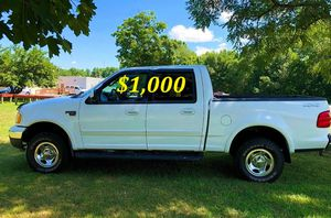 ✅$1,OOO For sale URGENT 2002 Ford F150 Clean title. Everything works well inside and out ,Engine V8, Runs And Drives Great With No Issues! ✅ for Sale in Long Beach, CA