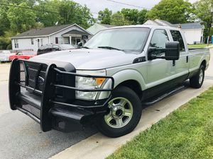 2011 Ford F-250 XL 2WD Turbo Diesel for Sale in Laurel, MD