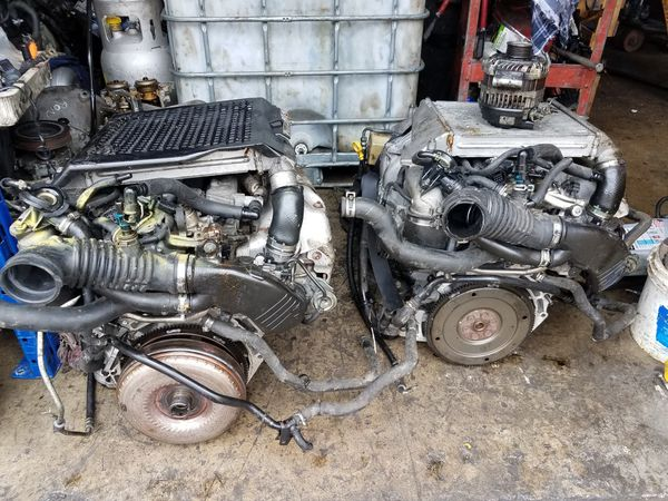 ENGINE 2.3 mazda turbo CX5 Y CX7 for parts #786=366=5044
