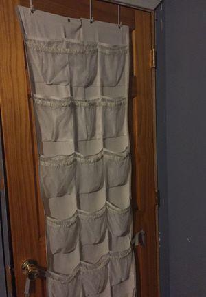 Cloth shoe rack for door, 21 Slots for Sale in Saint Albans, ME