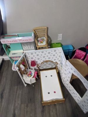 American girl doll playsets for Sale in Tampa, FL