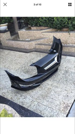 MERCEDES BENZ R231 SL 63 AMG FRONT BUMPER SHEET PART for Sale in Los Angeles, CA