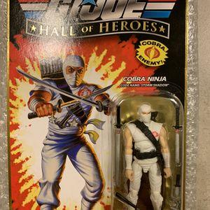Gi Joe Hall Of Heros Storm Shadow for Sale in Bonney Lake, WA