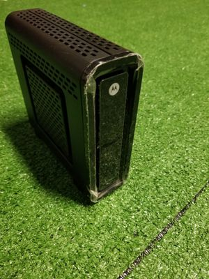 Motorola SB6121 cable modem for Sale in Charlotte, NC