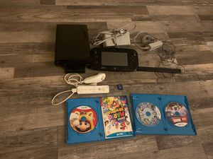 Nintendo Wii U Video juego games for Sale in Mesquite, TX