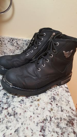 Harley-Davidson shoe size 13.in great condition for Sale in Salt Lake City, UT