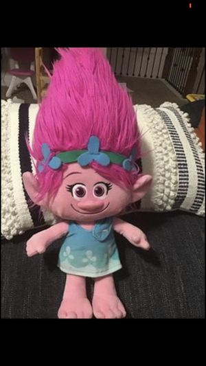 Poppy (Troll) for Sale in Pflugerville, TX