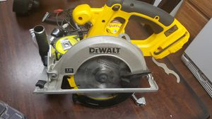 Dewalt circular saw for Sale in Bakersfield, CA