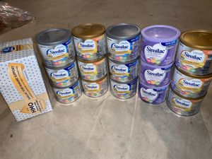 7.6 oz Similac Formula (17 cans) for Sale in Fountain, CO