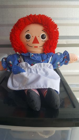 Raggedy Ann doll for Sale in Missoula, MT