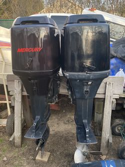 200 hp mercs 2.5 Ltr Each 3avail Plus Parts 20 case trade-ins available for Sale in Baldwin,  NY