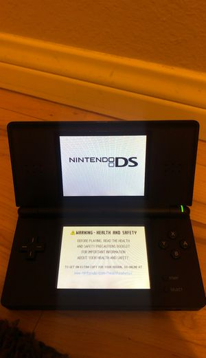 Nintendo DS lite (with charger) for Sale in Fontana, CA