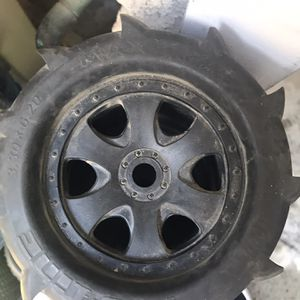 1/8 Scale Paddle Tires for Sale in Huntington Beach, CA