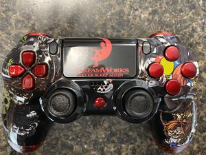 Custom Ps4 controller. New. One of a kind for Sale in Cape Girardeau, MO