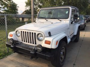 1997 Jeep Wrangler for Sale in Youngstown, OH