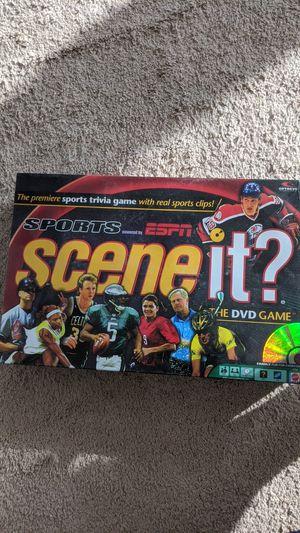 ESPN Scene It Game for Sale in Baltimore, MD