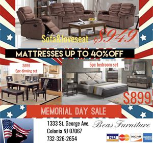 Sale furniture for Sale in Rahway, NJ