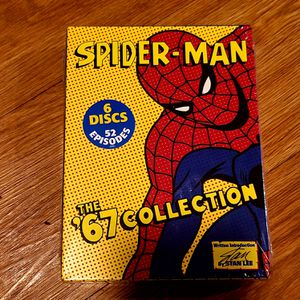 Spider-Man: The 67 Classic Collection (DVD, 2004) New Sealed - FAST FREE SHIPPIN for Sale in Richardson, TX