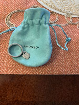 silver tiffany & co ring for Sale in San Fernando, CA