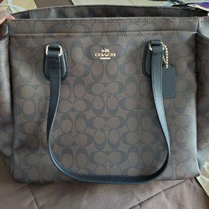 Coach Diaper Bag for Sale in Pompano Beach, FL