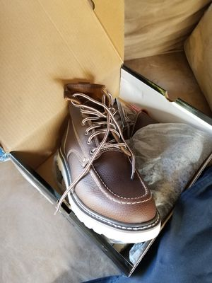 Pending Dickies Trader Work Boots for Sale in Seattle, WA